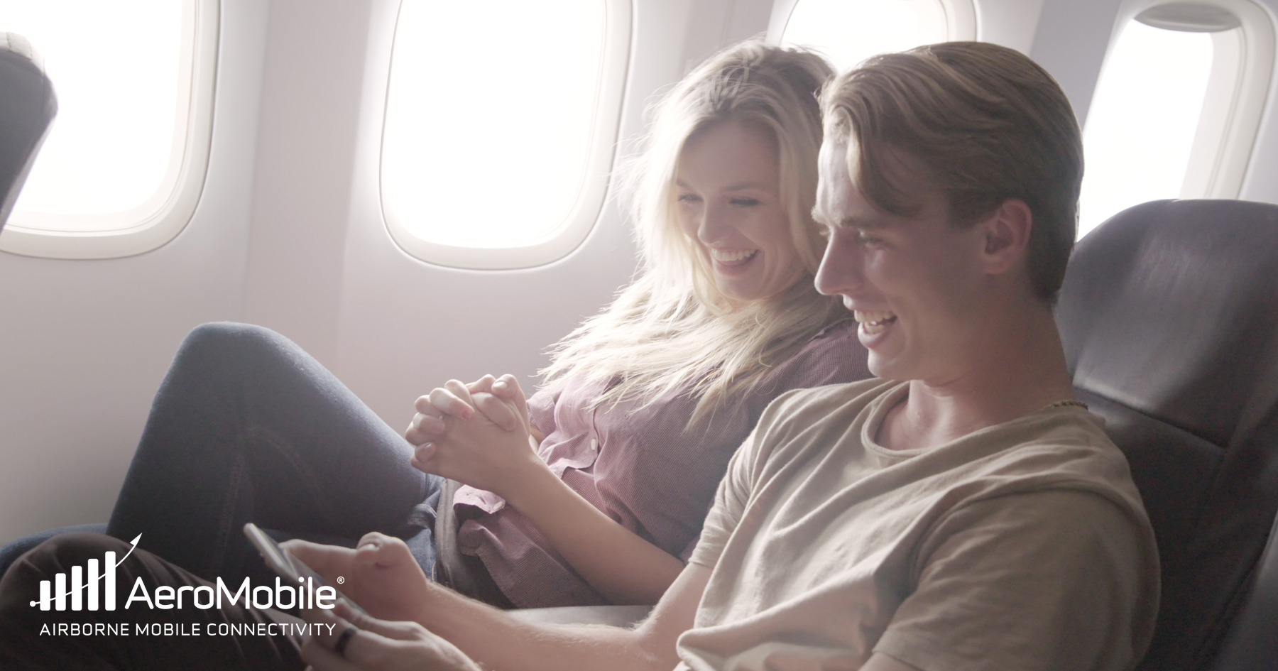 Inflight Connectivity From 20,000FT | Onboard WiFi | AeroMobile